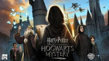 Teaser von Harry Potter: Hogwarts Mystery