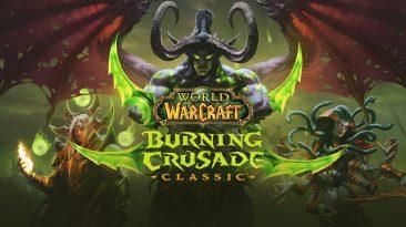 Teaser von World of Warcraft: Burning Crusade Classic